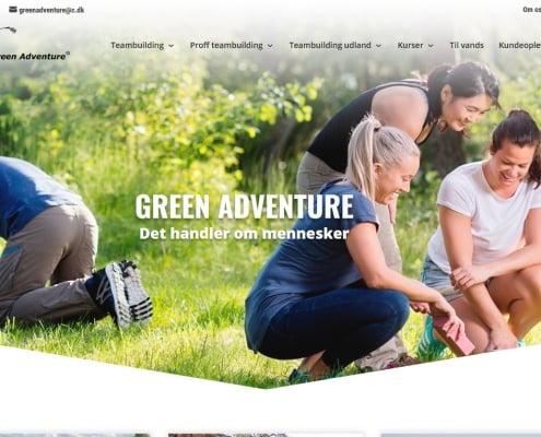 Green Adventure - Arrangementer i topklasse med Green Adventure - WPIndex.dk