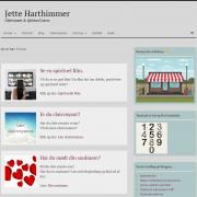 Clairvoyant og spirituel lærer og mentor - Jette Harthimmer - WPIndex.dk