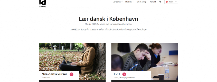 Danskundervisning i København - Fleksibelt og effektivt i Nordvest - WPIndex.dk