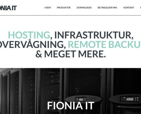 Fionia-IT - Hosting, remote backup, overvågning og infrastruktur - WPIndex.dk