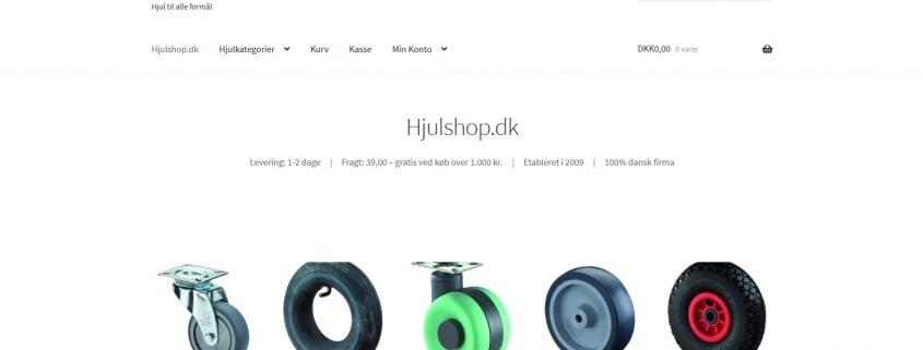 Hjulshop.dk - Hjul til alle formål - WPIndex.dk