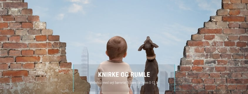 Knirkeogrumle - Børnetøj - Børnemode - Webshop - WPIndex.dk