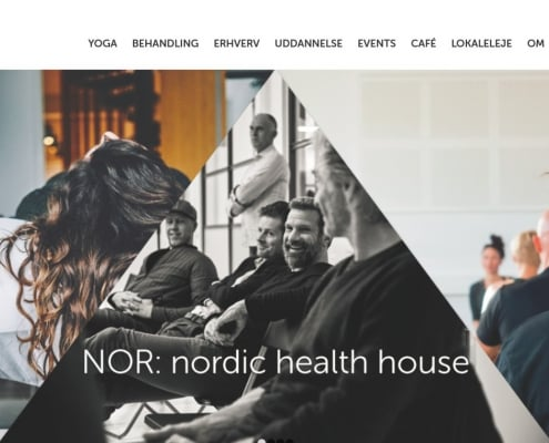 NOR - Nordic Health House - WPIndex.dk