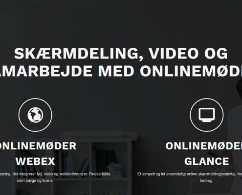 OnlineMøder - Hold dine møder online med WebEx - WPIndex.dk
