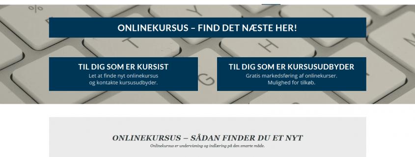 Onlinekursus - Find det næste her - Mange kursusudbydere fra DK - WPIndex.dk
