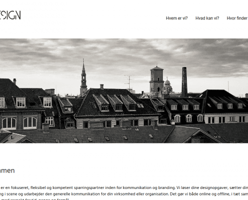 Asap Design - Website - WordPress - WPIndex.dk