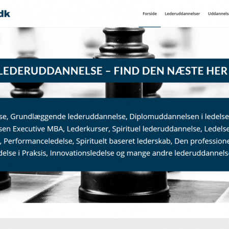 Lederuddannelserne.dk
