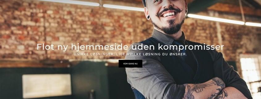 Ny Hjemmeside Network Media Sjaelland Roskilde WordPress Website WPIndex dk