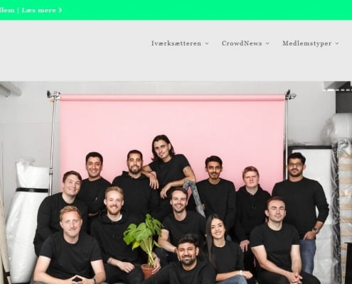 D I F Dansk Ivaerksaetter Forening WordPress Website WPIndex dk