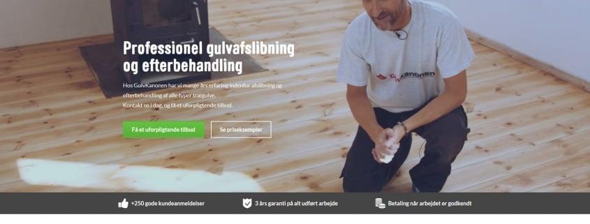 Gulvafslibning Koebenhavn Billig Gulvafslibning med 3 aars garanti Hovedstaden WordPress Website WPIndex dk