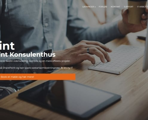 OnePoint dk Vi tilpasser Sharepoint Office365 loesninger Ikast Brande Midtjylland WordPress Website WPIndex dk