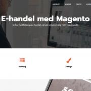 Kommerce - Magento løsninger - Vi bygger digitale butikker i Magento - WPIndex - WordPress - Hjemmeside