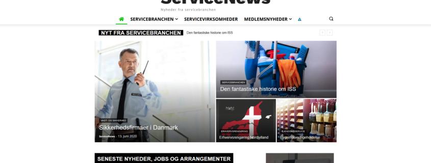 Nyhederfraservicebranchen ServiceNewsdk